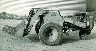 Skid Steer Loaders A Brief History Excavator Rubber