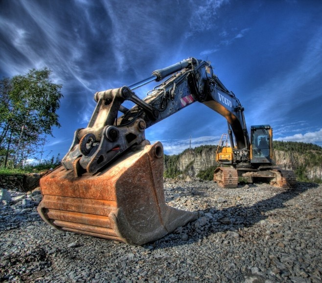 Excavators As Art Heavy Equipment Photography Excavator