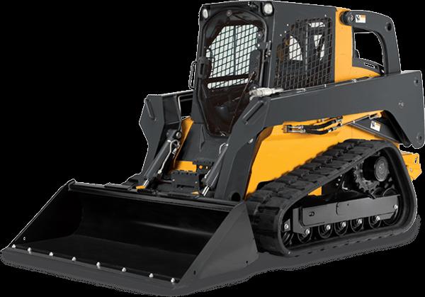 Skid Steer Tracks : Rubber tracks case excavator mini