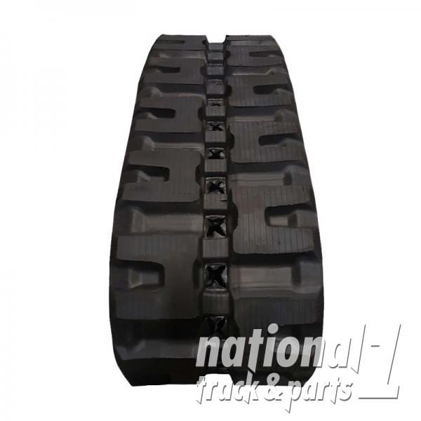 Bobcat T250 CTL Rubber Track 450x86x55 National 1 tracks