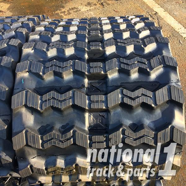 Bobcat T590 Aftermarket Rubber Tracks 400x86ZZx49 | National 1 tracks