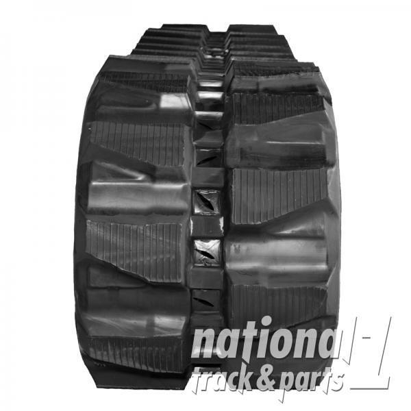 Yanmar B50 Rubber Track   National 1 tracks